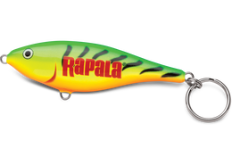 Rapala® Key Ring - Firetiger