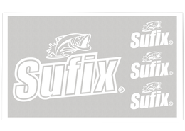 Sufix Pro Staff Decals Bulk