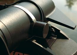 VX Series Trolling Motor Mount 20 Degree Transducer Kit