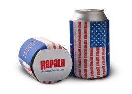 Rapala American Flag Koozie