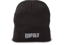 Rapala Beanie - Black with Grey Logo