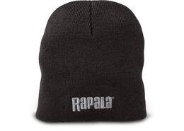 Rapala Beanie - Black with Grey Logo