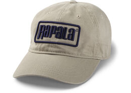 Rapala® Logo Embroider Hat - Khaki