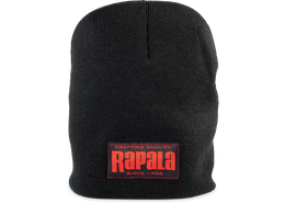Rapala Beanie - Black with Red Logo