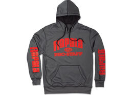 Rapala® Pro Staff Hooded Performance Sweatshirt - Grey