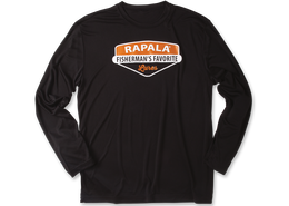 Rapala Fisherman's Favorite Lures Long Sleeve Performance T-Shirt
