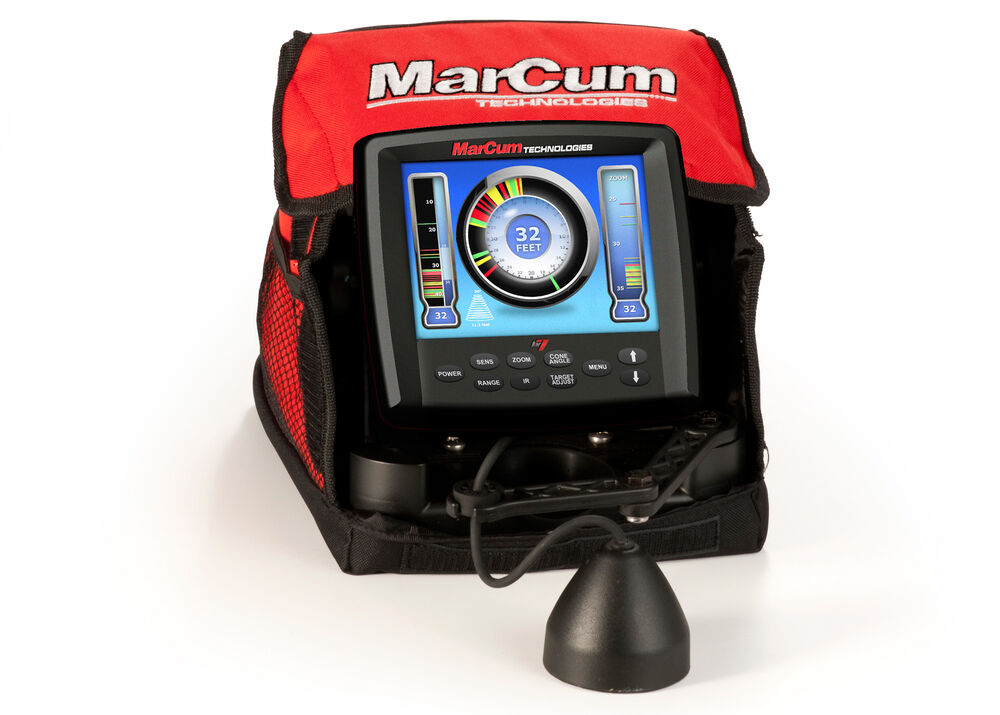 fish finders-fishing sonar | marcum, Fish Finder