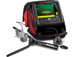 "LX-9 Digital Sonar/Camera System 8"" LCD Dual Beam w/OSD Camera"