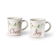 Set of 2 Sentiments Mug