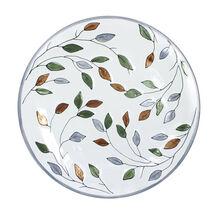 Round Glass Platter