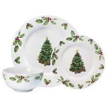 24 Piece Dinnerware Set