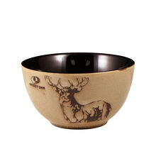 Deer Fruit Bowl