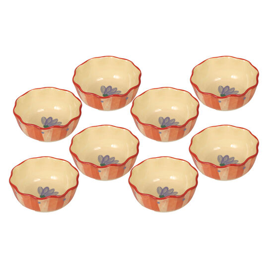 Set of 8 Sauce Side Dishes