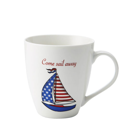 Come Sail Away Mug