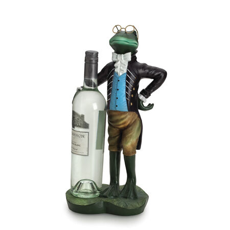 Frog Wine Holder