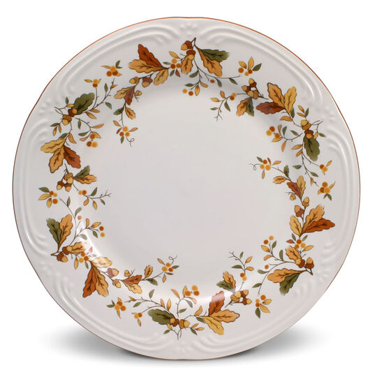 Autumn Berry Dinner Plate