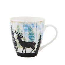 Wildlife Deer Mug