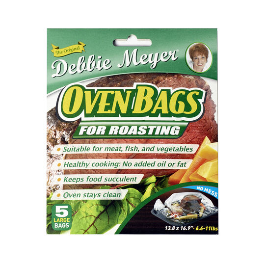 Set of 5 Large Oven Bags For Roasting