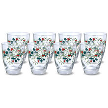 Set of 8 Juice Glasses