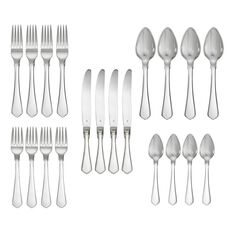 Paris 20 Piece Flatware Set
