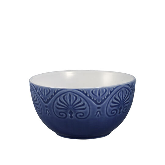 Cobalt Fruit Bowl
