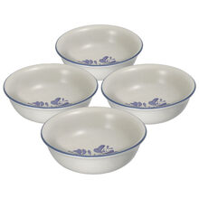 Set of 4 Super Soup Cereal Bowls