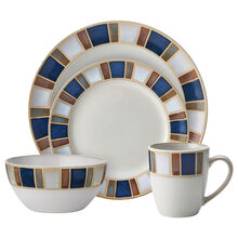 Riviera 16 Piece Dinnerware Set