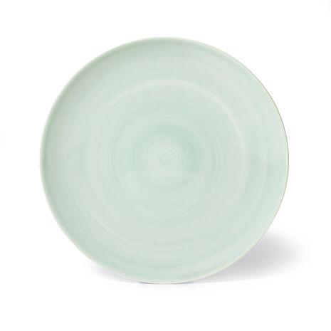 Teal Dinner Plate