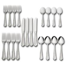 Edgehill Frost 20 Piece Flatware Set