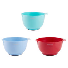 Set of 3 Assorted Mixing Bowls