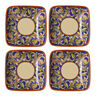 Set of 4 Wine Tapas Plates