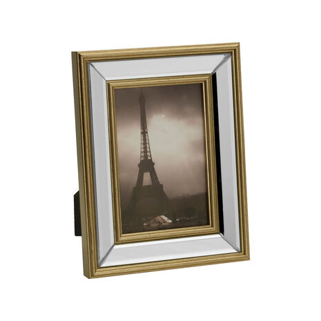 4 x 6 Mirrored Frame