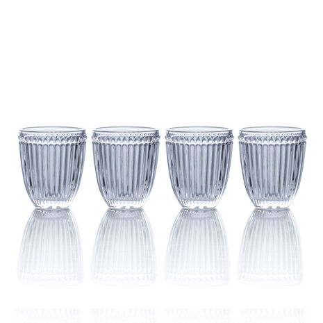 Set of 4 Double Old Fashioned