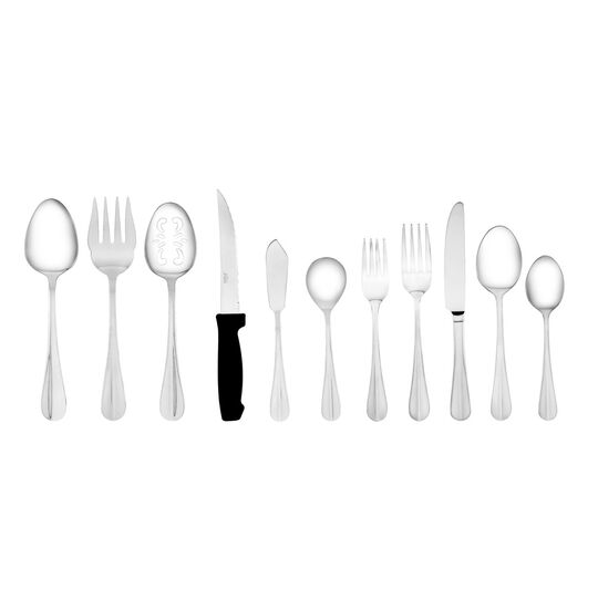 Hartford 101 Piece Flatware Set