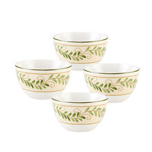 Set of 4 Fruit Bowls