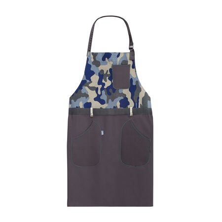 Weekend Warrior Camo Grillmaster Collection Heavy Duty Apron
