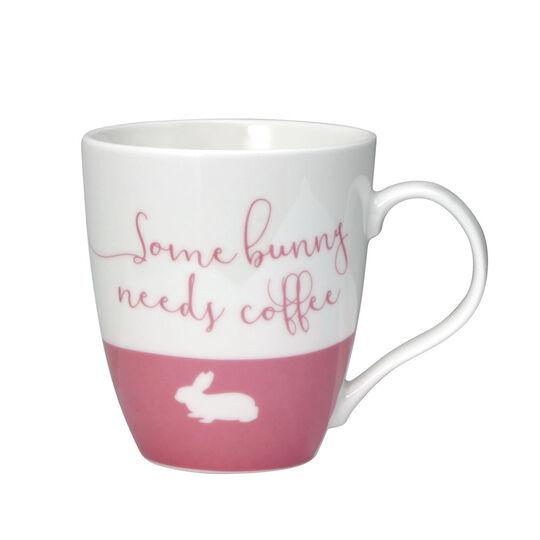 Somebunny Needs Coffee Mug
