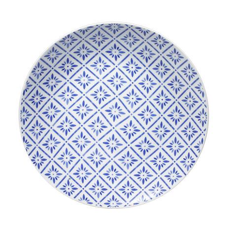 Starburst Salad Plate