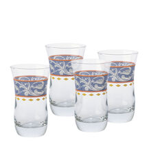 Set of 4 Juice Glasses