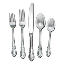 Vienna 20 Piece Flatware Set, Service for 4