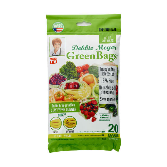 GreenBags®, 20 Piece Set