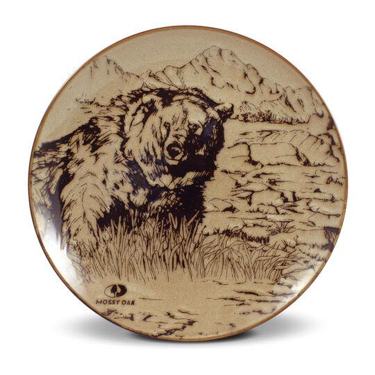 Bear Dinner Plate