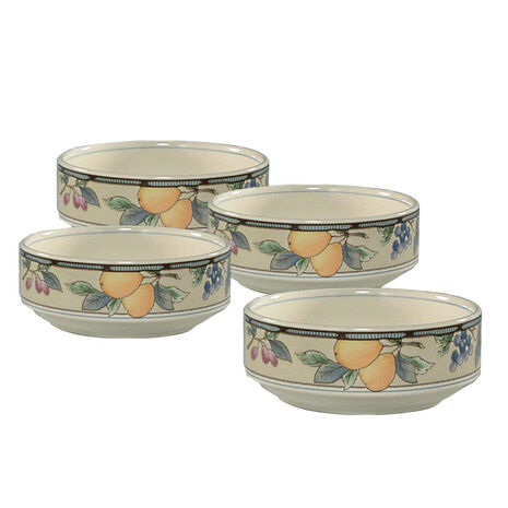 Fruit Bowls, Set of 4