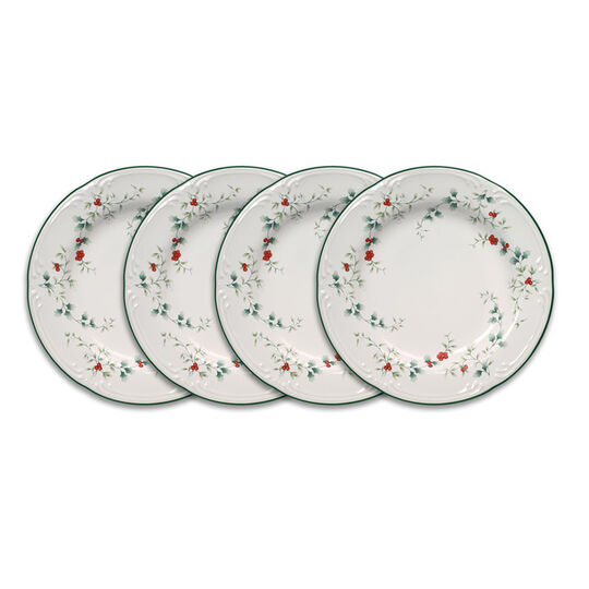 Set of 4 Salad Plates