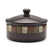 Covered Casserole With Lid