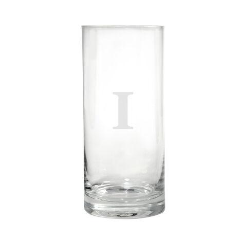 Monogram I Highball Glass