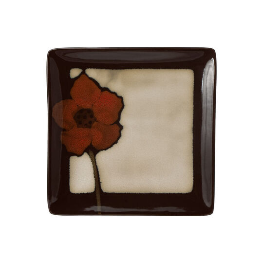 Square Accent Plate