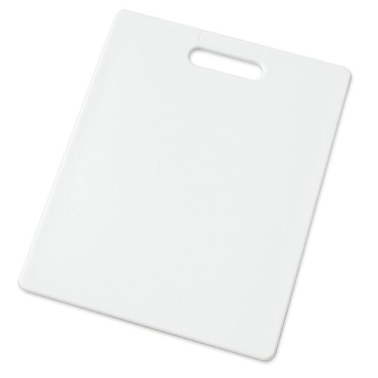 8x10 White Poly Cutting Board