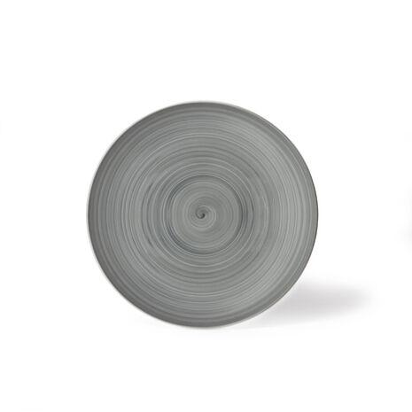 Grey Salad Plate