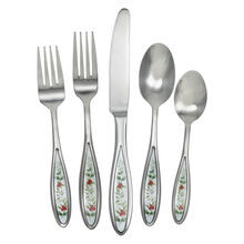 47 Piece Flatware Set